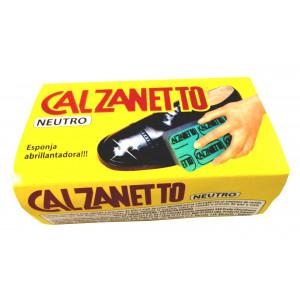 Esponja Calzanetto ébano