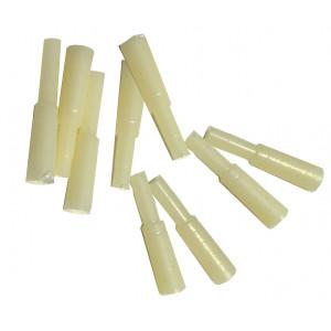 Tacos plástico finos