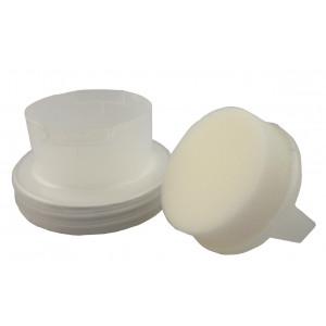 Esponja aplicadora con soporte
