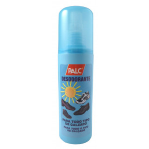 Palc spray desodorante sin...