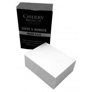 Cherry B. suede block (goma...