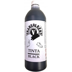 Tinta Black Transparent 1 lt.