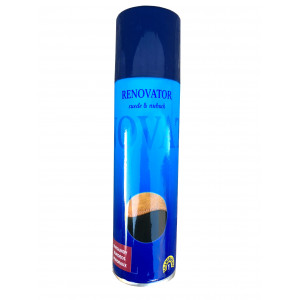 Transparent spray renovador...